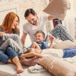 Eine Patchwork-Familie meistern