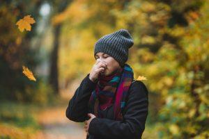 Herbstzeit, Schnupfenzeit: Erkältungstee selbstgemacht