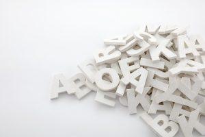 Kreativer Buchstabensalat - Geheimschrift gar nicht geheim