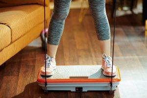 Sport: Muskelaufbau durch Vibrationen