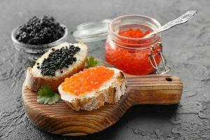 Worauf Sie beim Kauf von echtem Kaviar achten müssen