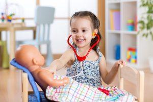 Pädagogisch wertvolle Rollenspiele für Kinder