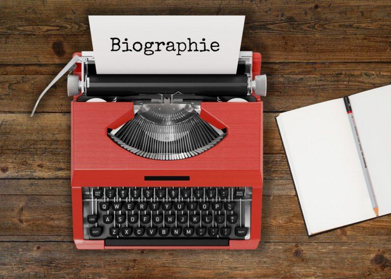 Sie schreiben Ihre Biografie - Fragen, die weiter helfen