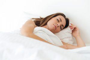 Guter Schlaf trotz Stress