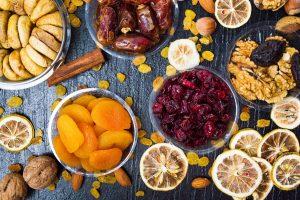 Ernährung: Wie Sie Obst oder Gemüse selber trocknen