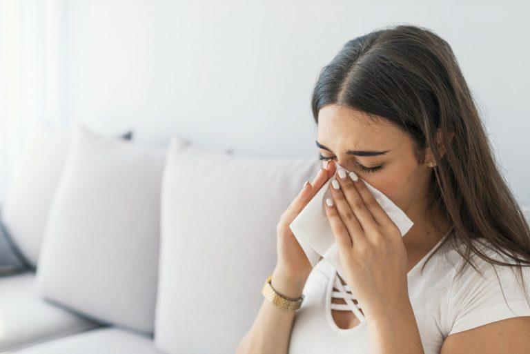 Nasennebenhöhlenentzündung: Setzen Sie auf Heilkräuter