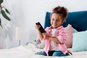 Kinder lieben Fernsehen