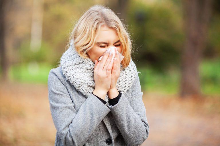 Homöopathie bei Erkältungskrankheiten