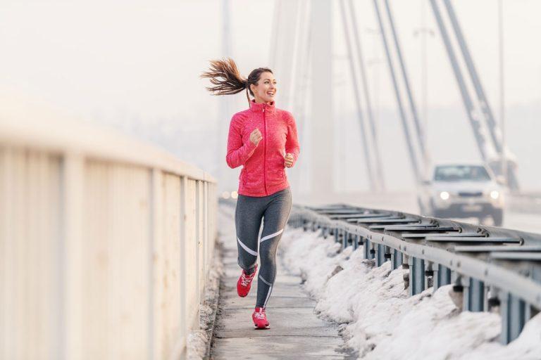 Aktiv durch den Winter – Jogging in der kalten Jahreszeit