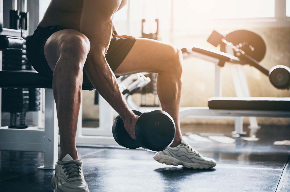 Krafttraining: Muskeln aus der Steckdose