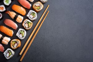 Schnell-Check: So isst man Sushi
