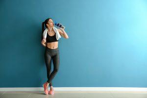 Fitnessdrink: Immunpower mit Sanddorn