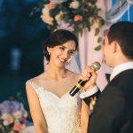 So gelingt Ihnen der perfekte Einstieg in eine Hochzeitsrede