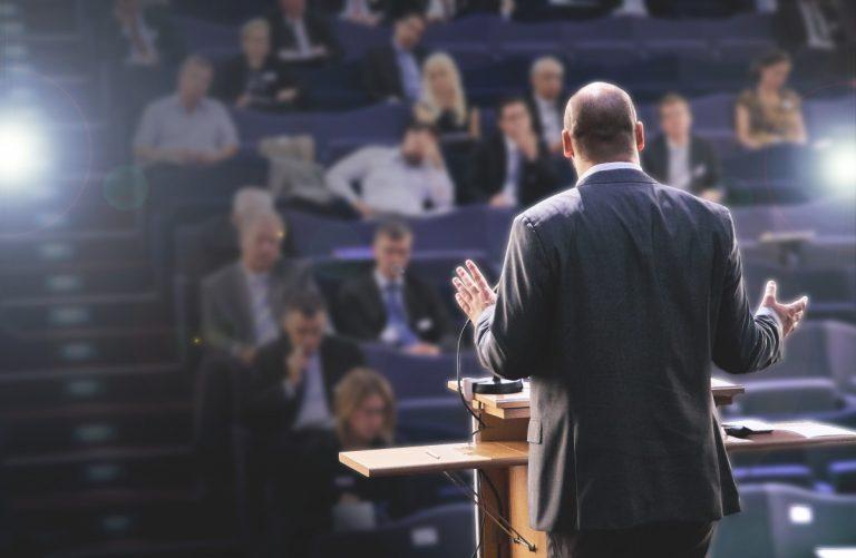 Sie haben die Wahl: Der passende Schluss für Ihre Rede!