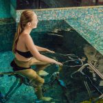 Aqua-Jogging: Power durch Wasserkraft
