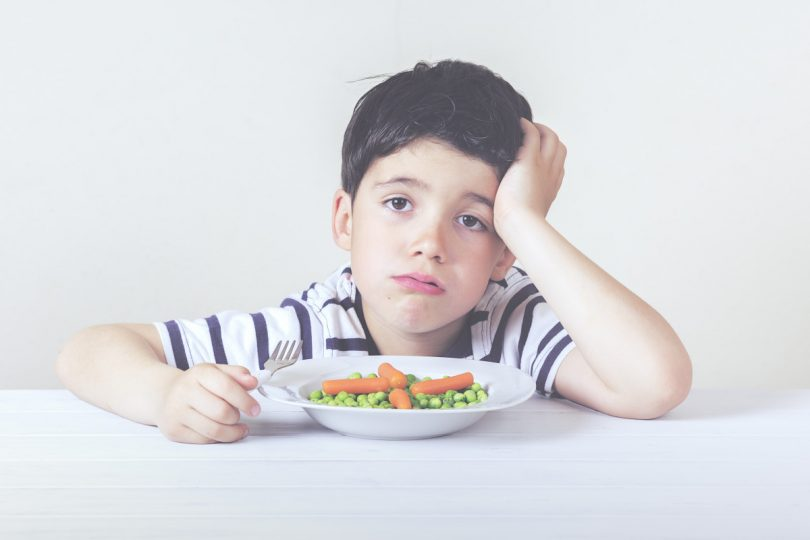 7 Ernährungstipps für kleine Gemüsemuffel