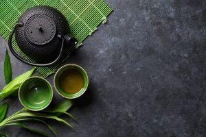 Grüner Tee stoppt den Gehirnabbau