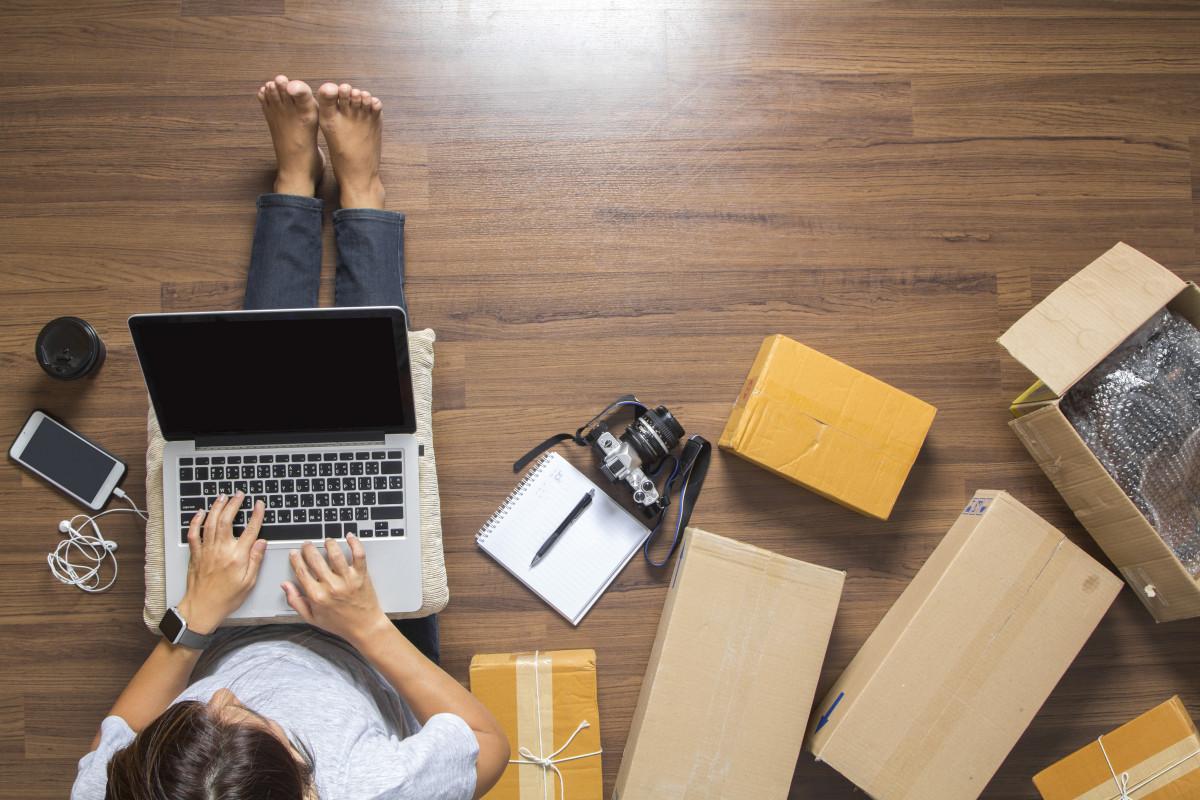 Online-Marktplatz für Selbstgemachtes
