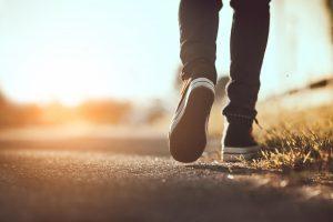 Gesundheit: Kraftquelle Spaziergang