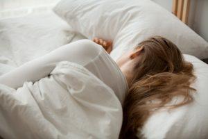Rückenfreundlicher Schlaf