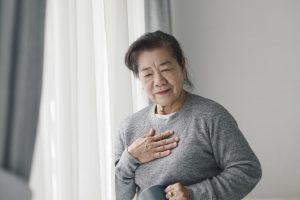Herz: Vorsicht vor kalten Temperaturen