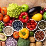5 Portionen Obst und Gemüse täglich