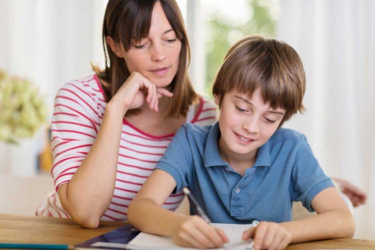 Wie Eltern mit Kindern sprechen