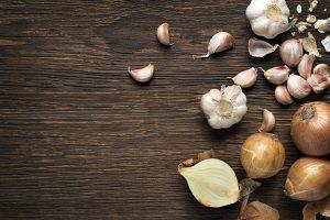 Gewürze, Knoblauch und Zwiebel statt Antibiotika