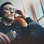 Die richtige Musik entspannt nach zu viel Stress