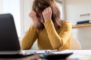 4 Ursachen für Burnout