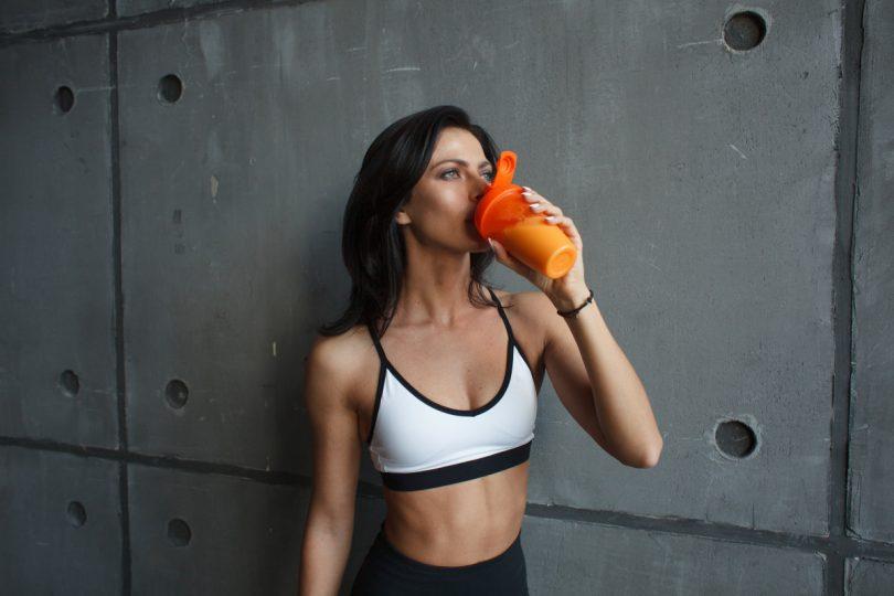 Fitnessgetränke: Fitness aus der Flasche?