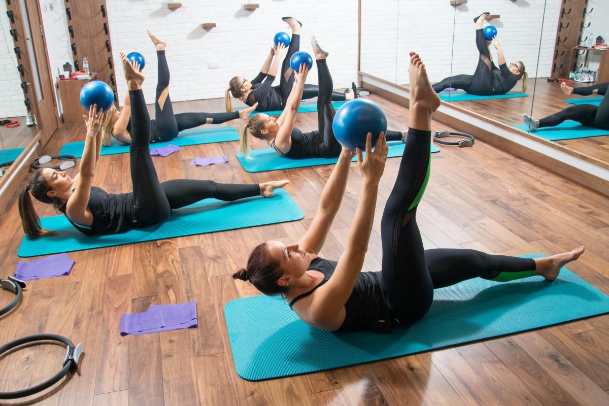 Das Pilates Konzept: Heilsames Ganzkörpertraining (Teil 1)
