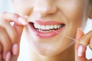 Zahnreinigung für zu Hause
