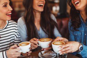 Small-Talk: Reden Sie doch mal über Kaffee