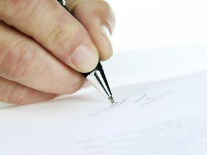 Unterschriftenvollmacht im Unternehmen: Das sollten Sie wissen