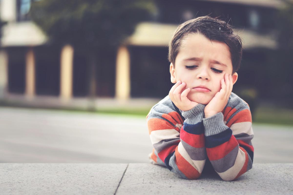Langeweile fördert die Kreativität bei Kindern