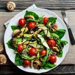 Salat: gesund und lecker