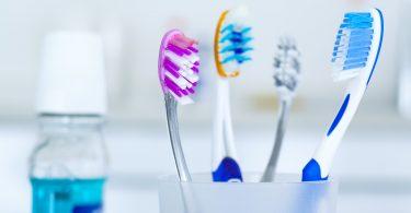 Die richtige Zahnbürste