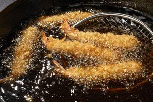 Frittieren: Welches Öl oder Fett ist geeignet?