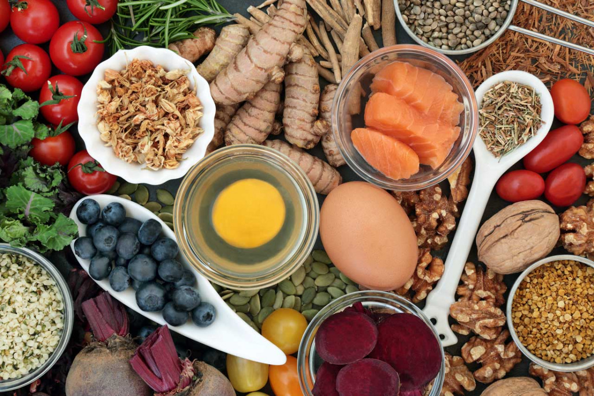 Mentalkraft durch gehirngerechte Ernährung