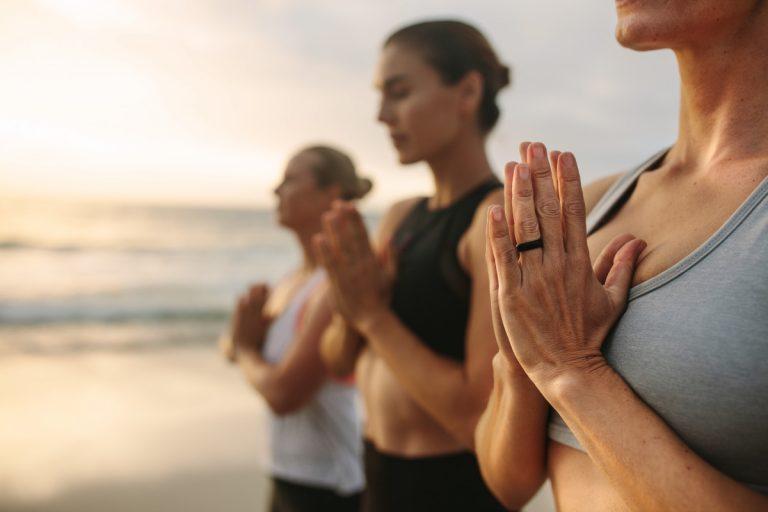 Meditation beim Gehen baut Stress ab