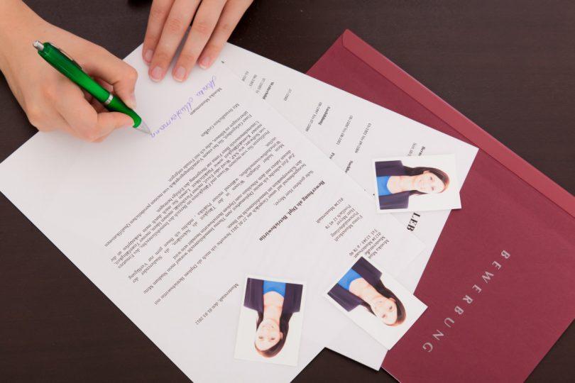 Bewerbungen: Das Anschreiben - So verfassen Sie die Einleitungssätze (Teil 5)