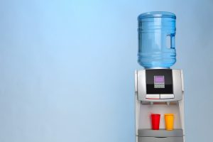 Trinkwasserspender: Vorsicht vor Bakterien