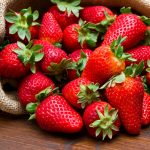 Gesund abnehmen mit Erdbeeren