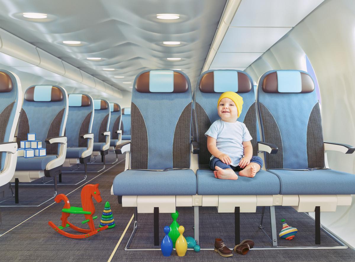 Fernreisen mit Kindern
