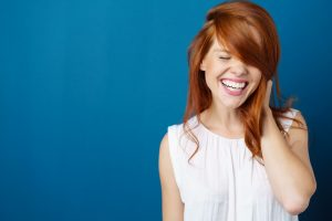 Lachen ist gesund