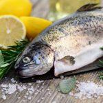 Herz: Fisch gehört auf den Ernährungsplan