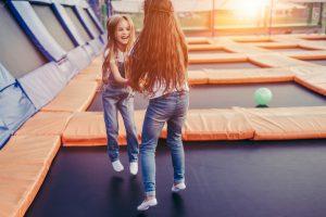 Hüpfspaß für Ihr Kind