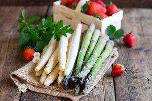Königliches Gemüse Spargel: Was die Handelsklassen bedeuten (Teil 3)