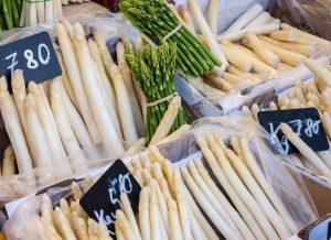 Königliches Gemüse Spargel: Tipps für den Einkauf (Teil 2)